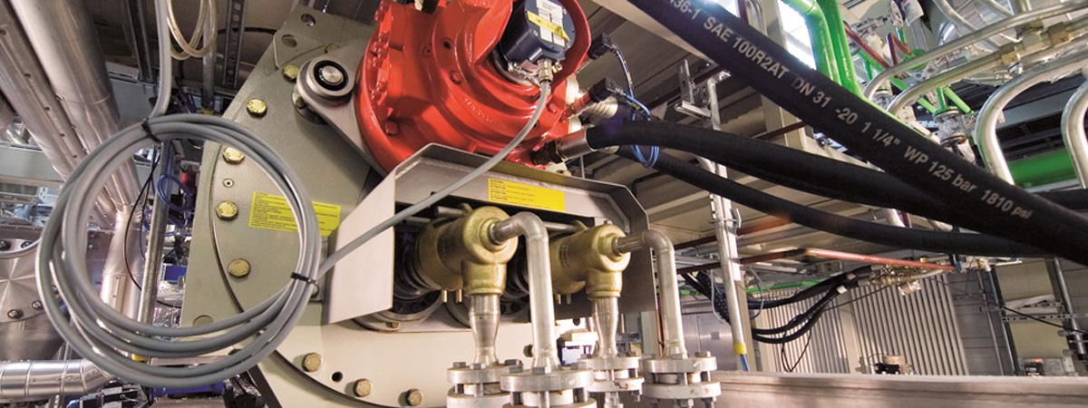 Fraunhofer PAZ halbiert Energiekosten bei Isolierung von Synthesekautschuk