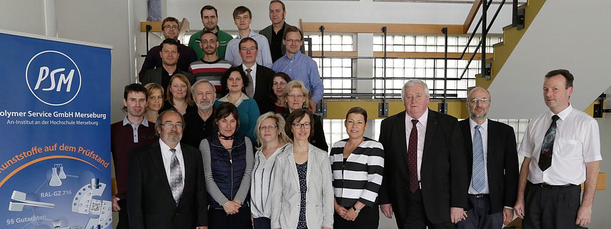 15 Jahre Polymer Service GmbH Merseburg