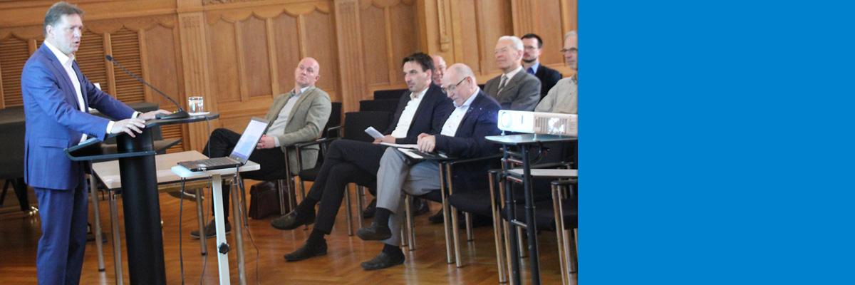 Jahresmitgliederversammlung 2017 des Halleschen BV mit Wiederwahl von zwei Vorstandsmitgliedern