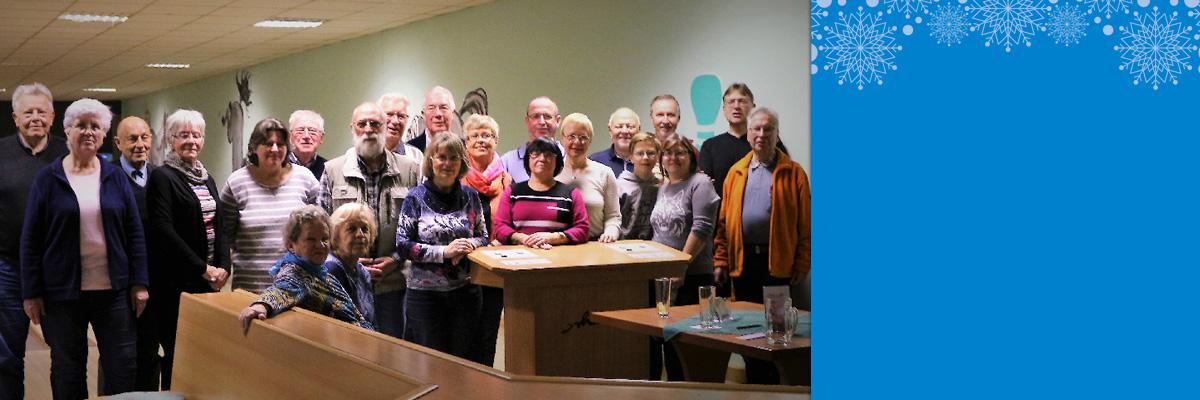 VDI Bezirksgruppe Wittenberg traf sich zum Jahresabschluss beim Bowling