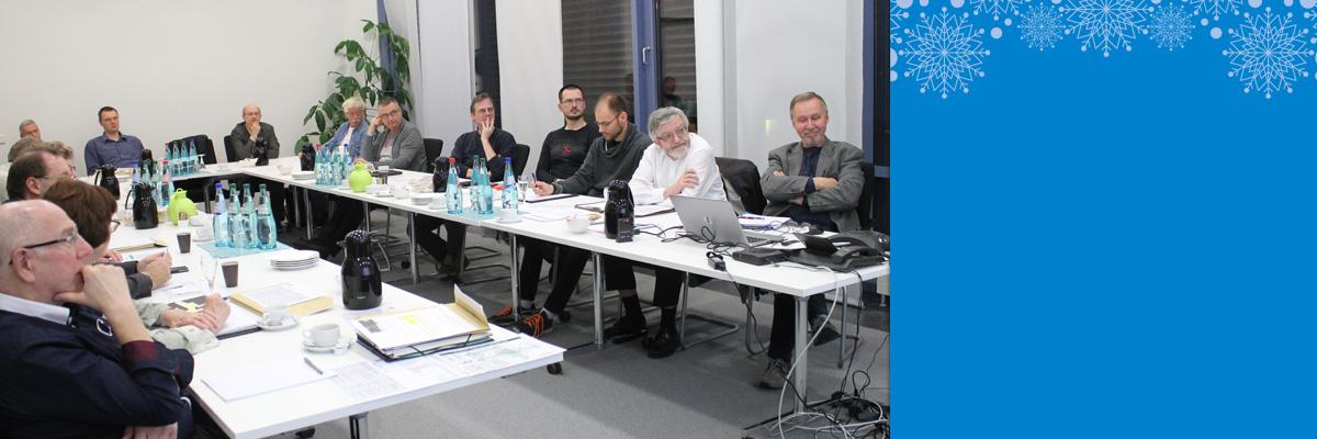 Herbstsitzung des Erweiterten Vorstands des VDI Hallescher BV bei der Mitteldeutschen Netzgesellschaft Strom mbH in Kabelsketal