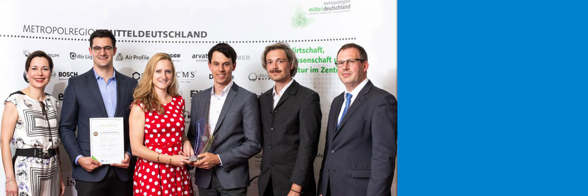 IQ-Preisträger 2018 im Porträt - denovoMATRIX GmbH: Wachstum im Labor
