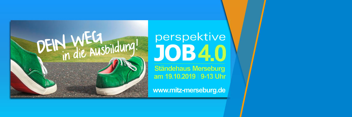Ausbildungsmesse Perspektive Job 4.0